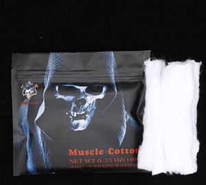 10PCS-PACK Demon Killer Muscle Cotton in Vacuum Package For DIY Project