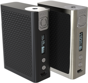 VGOD PRO 150 TC Box Mod by dual 18650 Batteries