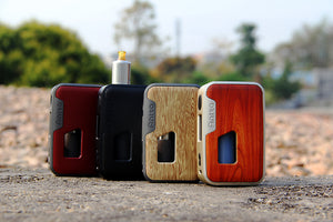 Arctic Dolphin Anita 100W Squonk BF Mod (TPD Version)