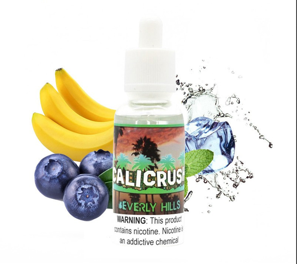 CaliCrush E-Juice - Beverly Hills (30ml) (Only ship to USA)