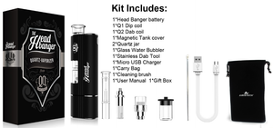 Airistech Headbanger Kit - 1500mAh