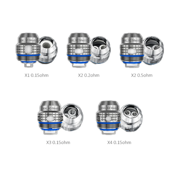 FreeMax 904L X Mesh Coil 5pcs/pack