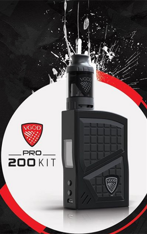 VGOD Pro 200W TC Starter Kit (4ML)