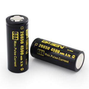 Basen 26650 Flat Top Battery 4500mAh 60A