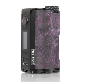 Dovpo X TVC YIHI TopSide Dual Carbon Squonk Mod