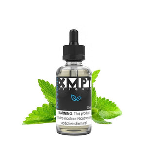EXEMPT Refreshing Menthol E-juice 60ml by Leaf (Only ship to USA)