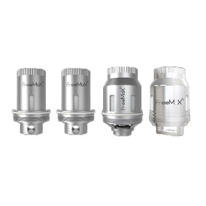 3PCS-PACK Freemax Mesh Pro Sub- Ohm Tank with Dual & Triple Mesh Coils