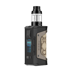 GeekVape Aegis Legend 200W TC Kit with Aero Mesh Tank
