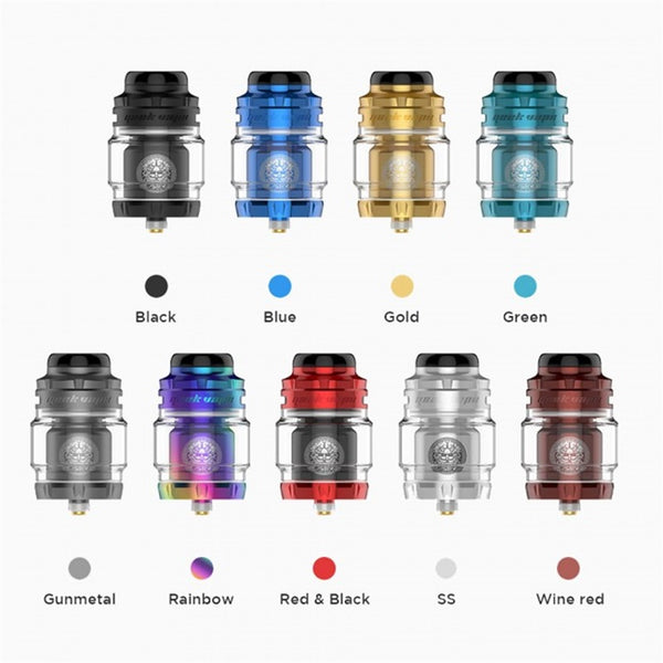 Geekvape Zeus X Mesh RTA 4.5ml 25mm