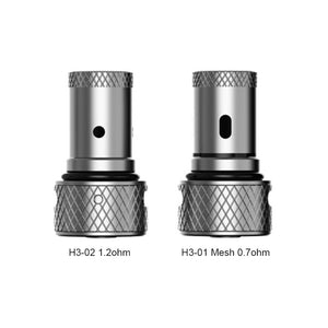 HellVape Grimm Replacement Coil 3pcs-pack