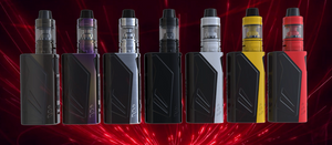 IJOY Elite PS2170 100W Starter Kit with Captain Mini Tank 3.2ML