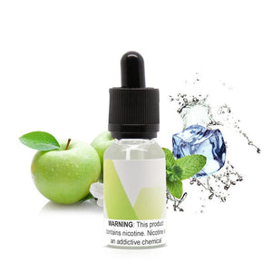 MyVapors E-Juice Green Apple Ice 30ml (Only ship to USA)