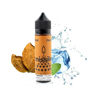 Missile Vapors Cigar E-Juice 60ml (Only ship to USA)