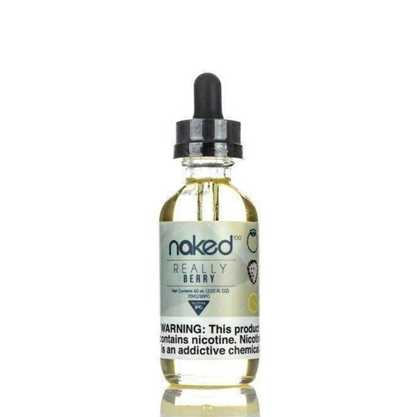Very Berry - Naked 100 E-juice 60ml (Only ship to USA)
