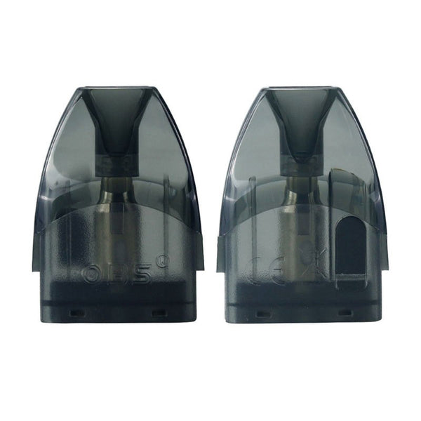 OBS Cube Replacement Pod Cartridge 4ml 2pcs-pack