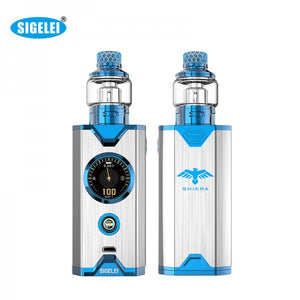 Sigelei Chronus Shikra 200W TC Starter Kit Edition