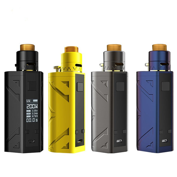 Smoant Battlestar Dual 200W TC Squonker Kit with Battlestar Squonker RDA 7M