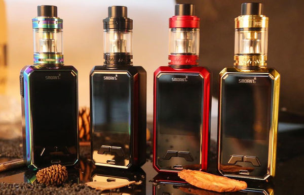 Smoant Charon Mini 225W TC Starter Kit with Battlestar Tank (4ML)