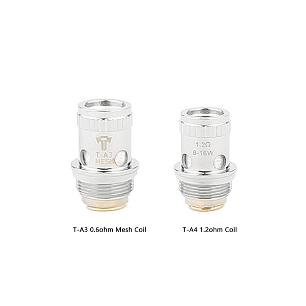 Teslacigs Arktos T-A3-T-A4 Replacement Coils 3pcs-pack