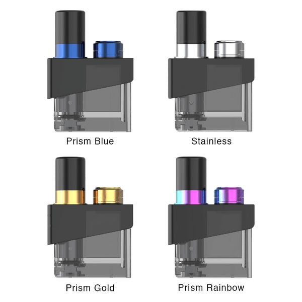 SMOK Trinity Alpha Replacement Pod Cartridge Without Coil - 2.8ml
