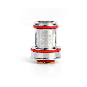 Uwell Crown 4-IV Dual SS904L Replacement Coil (4pcs-pack)
