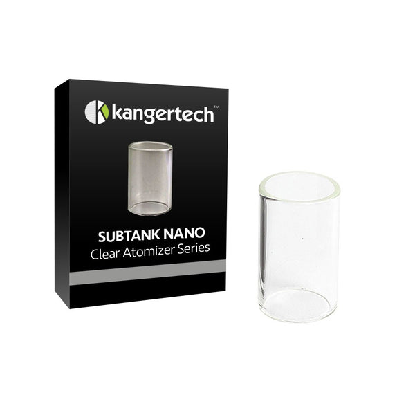10PCS-PACK KangerTech SUBTANK Nano Replacement Pyrex Glass Tube