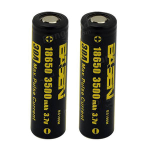 Basen BS186M 18650 3500mAh 30A Rechargeable Battery