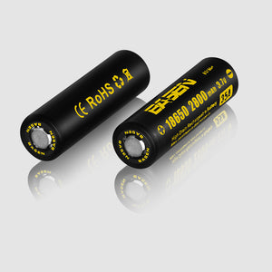 Basen BS186H 18650 2800mAh 35A Rechargeable Battery