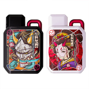 Vapelustion Hannya Nano Pod System Kit 600mAh & 2ml