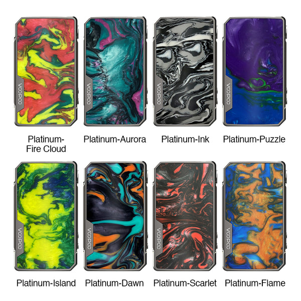 Voopoo Drag 2 Platinum TC Box Mod 177W