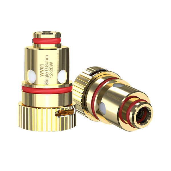 Wismec WV Series Replacement Coil 5pcs-pack
