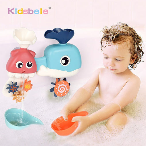 Kids Bath Toys Bathtub Shower