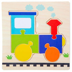 Montessori Toys Educational Wooden Materials Toys for Children Early Learning Kids Intelligence Match Puzzle Teaching Aids