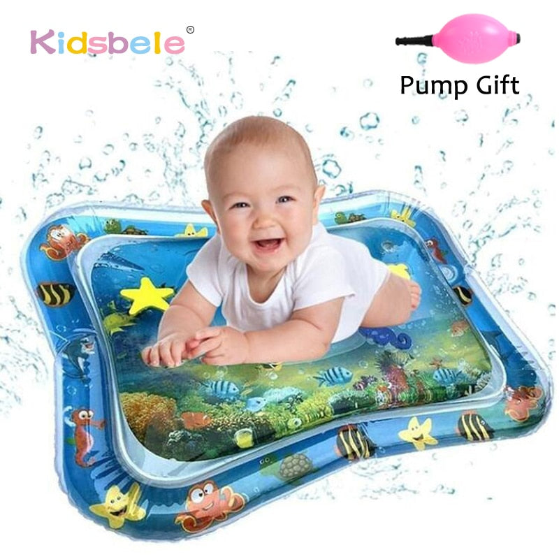 Baby Water Play
