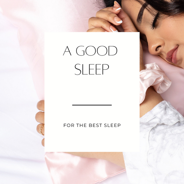 5 Benefits Of Sleeping On Our Silk Pillowcases