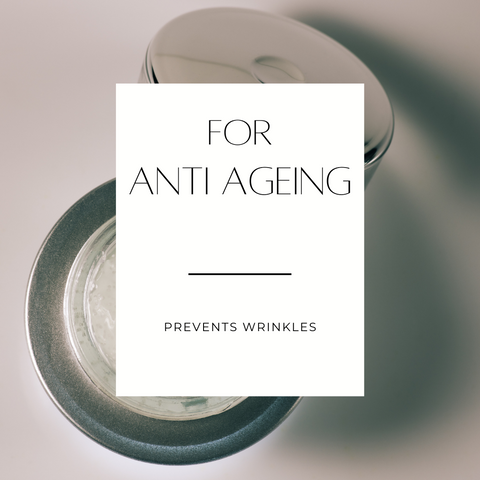 anti ageing silk