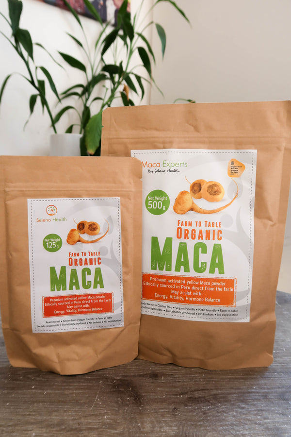 Maca Powder - Yellow
