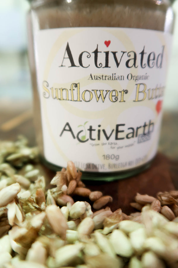 Activated Sunflower Butter