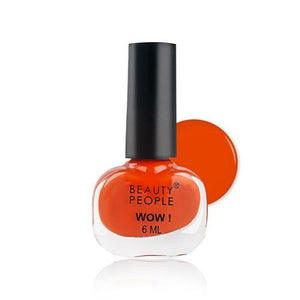 Beauty People Wow Range Nail Polish 6ml