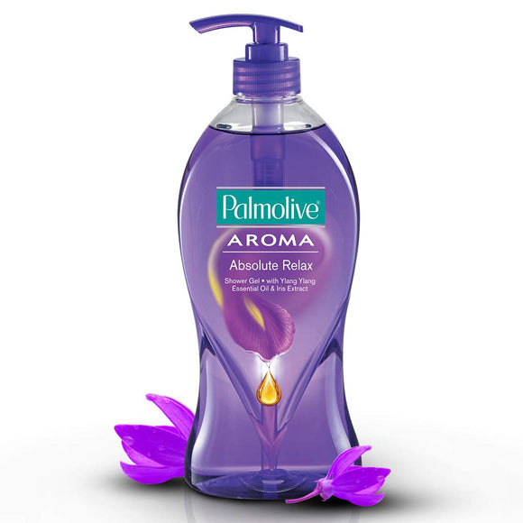 Palmolive Body Wash Aroma Absolute Relax Shower Gel - 750 ml Pump