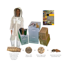 Load image into Gallery viewer, Complete Beekeeping Starter Kit