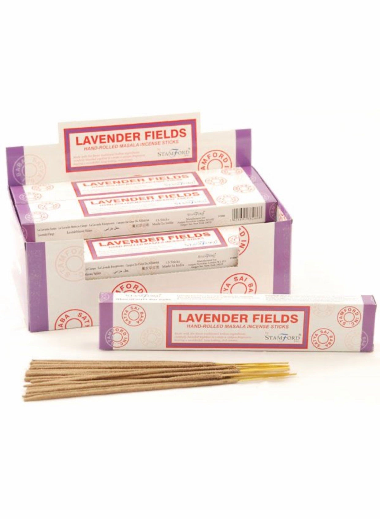 Stamford Masala Incense Sticks - Lavender Field