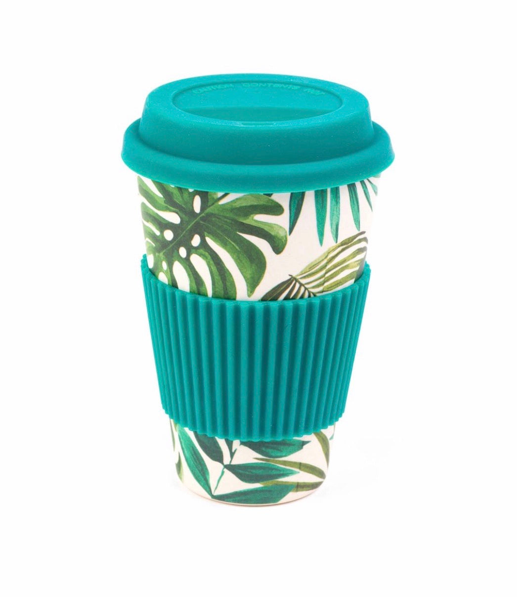 Cambridge Eco-Friendly Travel Mug 470ml - Palm Leaf