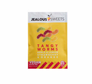 Jealous Sweets - Tangy Worms - 40g