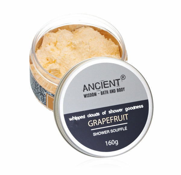 Shower Souffle 160g - Grapefruit
