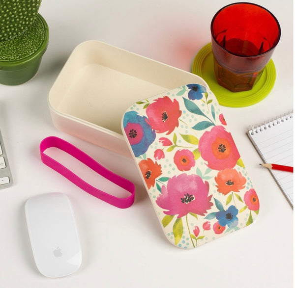 Cambridge Eco-Friendly Lunch Box - Flowers