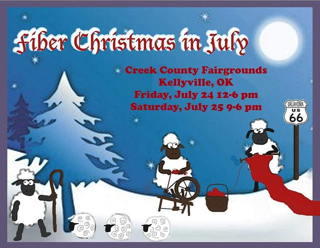 Two more days until Fiber Christmas in July!