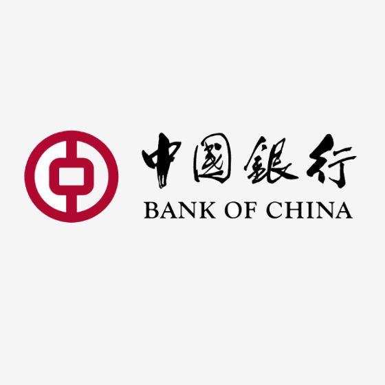 We are so excited to partner with Bank of China!