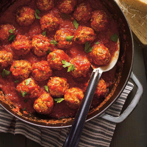 Artisanal Beef Meatballs with Tomato Sauce | 4pax