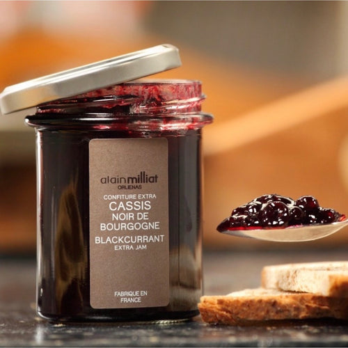 Shop Blackcurrant Jam Alain Milliat in Singapore - The New Grocer